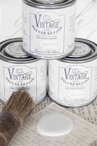 "Vintage Chalk Paint ""Antique creme"" 700ml"