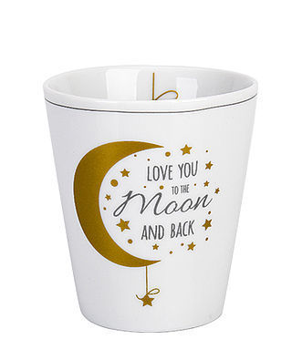 "Happy Mug ""Love you to the Moon..."" Krasilnikoff"