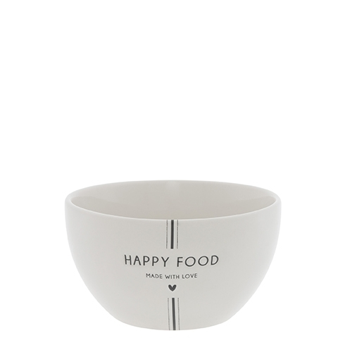 "Bowl ""Happy Food"" Bastion Collection"